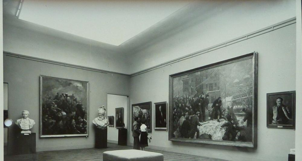 Romanian-Pavilion-at-the-Venice-Biennale-in-1954
