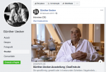 Günther Uecker  pe facebook 2019