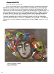 Clarette WACHTEL in Albumul - Catalog Women Power in Art de la Castelul Cantacuzino Busteni 2019