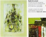 Tablou de Marilena CANE in revista CASA LUX sept 2007